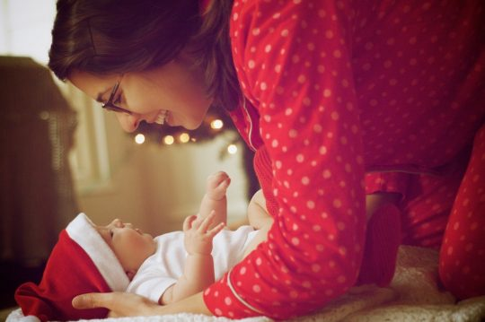 De acht leukste namen voor (bijna) kerstkindjes