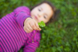 Babynamen met geluk als betekenis