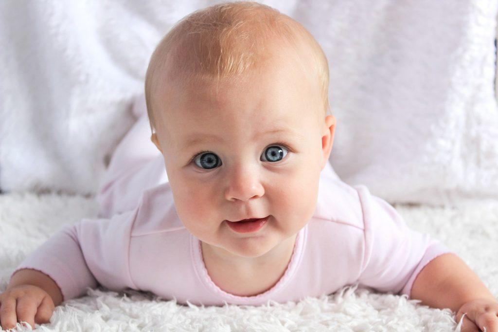 Kort en bondig: babynamen met één lettergreep