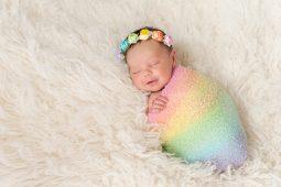 Trend alert: Babynamen geïnspireerd op kleuren!